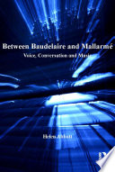Between Baudelaire and Mallarmé