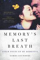 Memory s Last Breath Book PDF