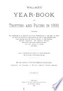 Year Book Trotting And Pacing book