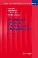 download ebook kinematics and dynamics of multibody systems with imperfect joints pdf epub
