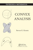 Convex Analysis