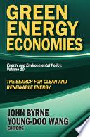 Green Energy Economies