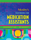 Mosby s Textbook for Medication Assistants