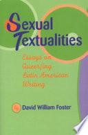 Sexual Textualities