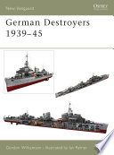 German Destroyers 1939   45