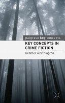 download ebook key concepts in crime fiction pdf epub