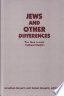 Jews and Other Differences