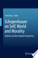 Schopenhauer On Self World And Morality
