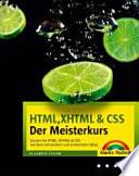 HTML  XHTML   CSS
