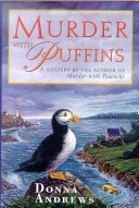 Murder With Puffins : for her first work murder with peacocks,...