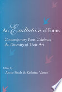 An Exaltation of Forms
