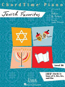 Chordtime Jewish Favorites  Level 2b