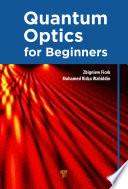 Quantum Optics for Beginners