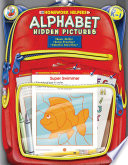 Alphabet Hidden Pictures  Grades PK   1