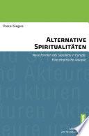 Alternative Spiritualitäten