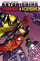 Astonishing Spider Man Wolverine