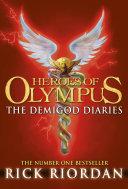 The Demigod Diaries  Heroes of Olympus