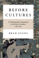Before Cultures