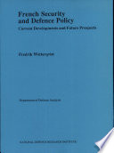 French Security and Defence Policy