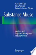 Substance Abuse Book PDF