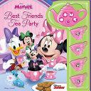 Minnie Mouse Tea Set Book