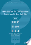 Q and A on the Old Testament  A Zondervan Bible Extract  eBook