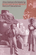 African Americans in the industrial age