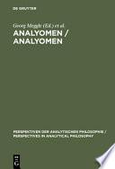 Analy  men 1