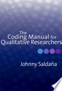 Top The Coding Manual for Qualitative Researchers