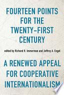 Fourteen Points For The Twenty First Century