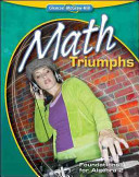 Math Triumphs  Foundations for Algebra 2