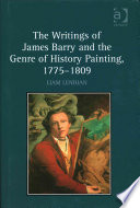 The Writings of James Barry and the Genre of History Painting  1775   1809