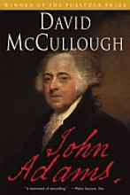 John Adams by David McCullough book cover