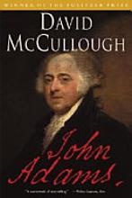 John Adams by David McCullough book cover
