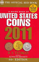 A Guide Book of United States Coins 2011