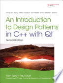 Introduction to Design Patterns in C   with Qt