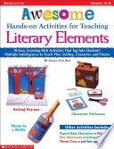 Awesome Hands on Activities for Teaching Literary Elements