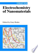 Electrochemistry Of Nanomaterials book