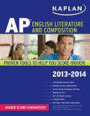 Kaplan AP English Literature and Composition 2013 2014