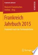 Frankreich Jahrbuch 2015