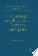 Technology and European Overseas Enterprise