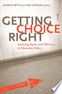 Getting Choice Right