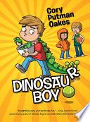 Dinosaur Boy book