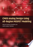 CMOS Analog Design Using All-Region MOSFET Modeling