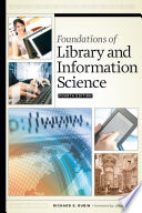 Foundations of Library and Information Science  Fourth Edition