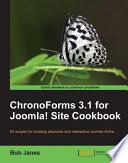 Chronoforms 3 1 For Joomla Site Cookbook
