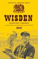 Wisden Cricketers  Almanack 2018