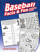 Baseball Facts   Fun Activity Book