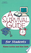 A Survival Guide for Students
