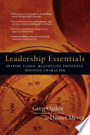 Leadership Essentials Because You Don T Know What It Will